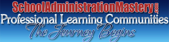 Professional Learning Communities – the Future of Education – My Journey Begins