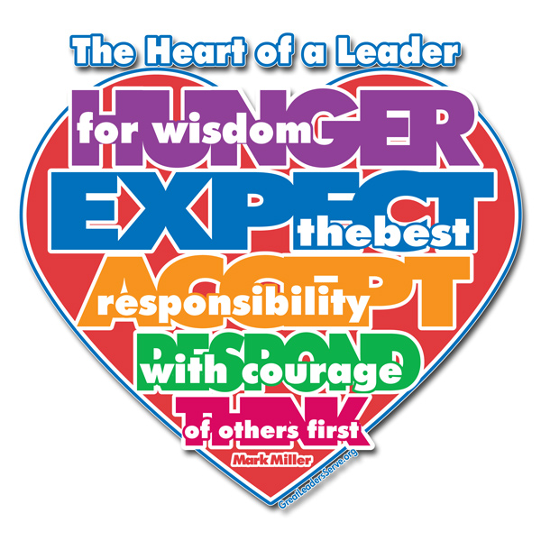 Heart of a leader Mark Miller