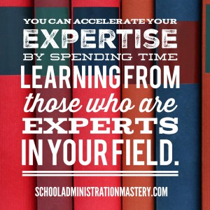 Accelerating Expertise